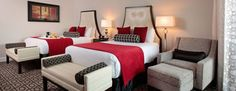 Luxurious Suites | The Inn on Fifth Hotel (@innonfifth on Pinterest) | Fifth Avenue Downtown | Naples, Florida