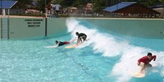 The Wisconsin Dells is home to Mt. Olympus Resort, filled with roller coasters and water parks for your next family vacation! Read more: http://rentzio.com/blog/rent-an-rv-for-a-family-friendly-spring-break-escape/#