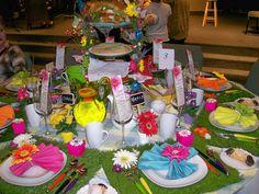 Garden Party or Spring Tea