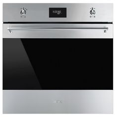 Smeg 60cm Classic Thermoseal Oven THERMOSEAL The seal of Smeg's quality, technical excellence and taste: succulent roasts, crisp pastry and impressive baking is achieved in Smeg's unique, perfectly controlled cooking environment. Thermoseal maintains the perfect atmospheric balance in the cavity … Continued