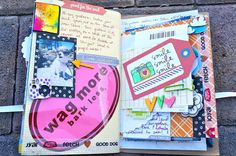 Inside the Crafter's Studio: My #amytangerine daybook