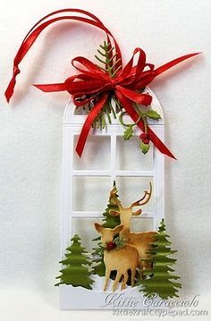 I had fun browsing through my posts to see some of my favorite window cards. Click through to see links to each of the windows. Christmas Deer, Christmas Gift Tags, All Things Christmas, Handmade Christmas, Christmas Crafts, Christmas Decorations, Xmas, Christmas Ornaments, Poinsettia Cards