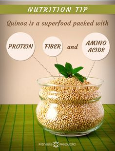 Quinoa is a Superfood