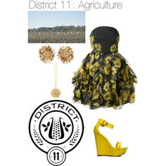 District 11 by senorkaleb on Polyvore featuring polyvore, fashion, style, Delpozo, Breckelle's and Asprey