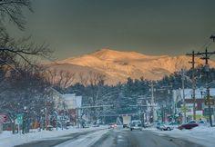 North Conway Village, New Hampshire