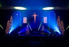 Stage Design - First Church of God Vero Beach