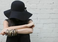 Hats are a great way to express yourself and cover up on a bad hair day!