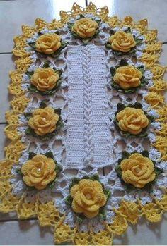 Crochet Stitches Patterns, Doily Patterns, Crochet Motif, Crochet Designs, Knit Crochet, Crochet Dollies, Crochet Stars, Thread Crochet, Crochet Flowers