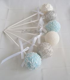 Items similar to Winter ONEderland Party Favors: First Birthday Cake Pops Made to Order, 1 Dozen on Etsy Baby Shower Cake Pops, Baby Shower Candy, Baby Shower Desserts, Shower Cakes, Shower Favors, Birthday Cake Pops, Frozen Birthday Cake, Birthday Party Favors, Birthday Parties
