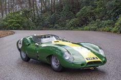 Lister Jaguar Costin