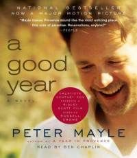 peter mayle...love his writing and this movie was one that I saw myself falling into