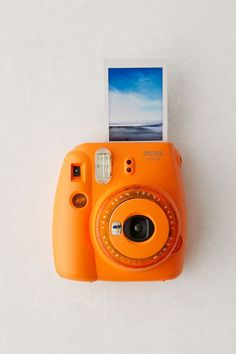 Fujifilm UO Exclusive Instax Mini 9 Clear Lens Instant Camera | Urban Outfitters