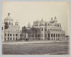 Darshan Bilas and Chota Chattar Manzil, Lucknow 1862-63