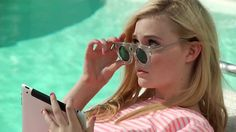 The Look: Elle Fanning for Vogue.