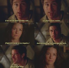 Everyone we lost since we got here... they'd all be alive   Kate & Jack   5x15