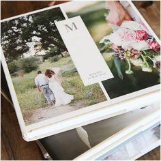 二人らしいおしゃれなアルバムに♪結婚式・ウェディングの手作りアルバム見本☆