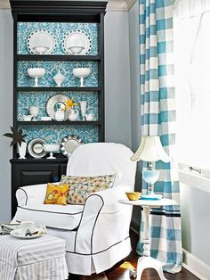 Wallpaper Furniture Decoration Examples #decoration #wallpaper #furniture