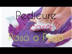 ᴴᴰ Pedicure Profesional en Casa Paso a Paso - YouTube