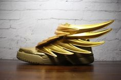size 40 fe825 f02c4 Jeremy Scott Wings 3.0 adidas Originals Obyo JS Gold D66468