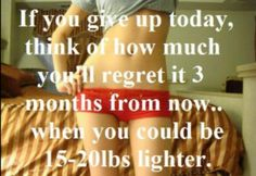 Weight loss Motivation - it's hard at the moment, but I can do this!!