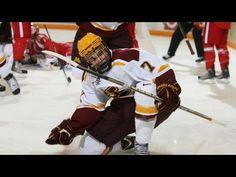 Kyle Rau's First Goal (Gopher Hockey Top Ten Moments) Hockey Season, Top Ten, Pride, Spirit, College, Goals, In This Moment, Fan, My Love