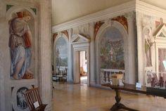 Paolo Veronese, Villa Barbaro Maser, sala delle muse -