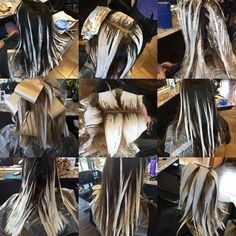 Balayage techniques, Hair painting, Ombré, sombre, color melt.  For education info, please contact lacy@laceluxuryhaircare.com