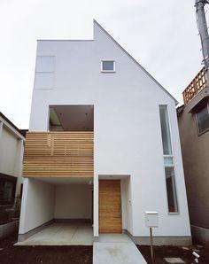 ハンモックのお家・間取り(東京都三鷹市) |ローコスト・低価格住宅|狭小住宅・コンパクトハウス | 注文住宅なら建築設計事務所 フリーダムアーキテクツデザイン