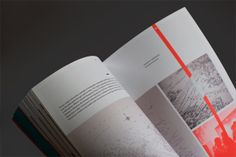 Typeforce 2 Exhibition Catalogue by Will Miller, via Behance