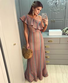 Discover the best summer outfit ideas from latest apparel trends. Cool Summer Outfits, Summer Dresses, Simple Dresses, Cute Dresses, Fashion Mode, Dress To Impress, Dress Skirt, Party Dress, Fashion Dresses