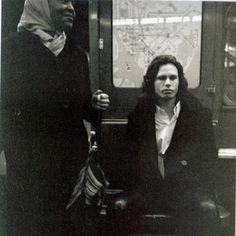 Jim Morrison à Paris