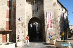 Porte d'entree dans la vieille ville de Manosque Ouaj Photo de Manosque Le Luberon n°70
