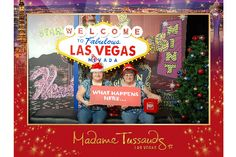 Check out my photo from Madame Tussauds Las Vegas!