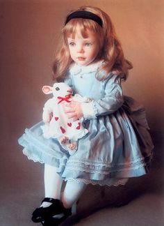 Wee Alice by Jane Bradbury for Jane Bradbury Dolls