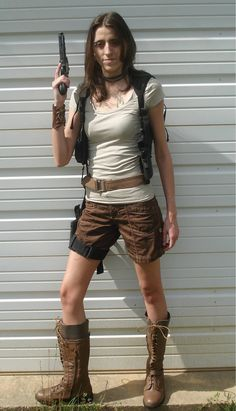 Firefly femJayne Cobb Costume Front by =xREBEL666x on deviantART