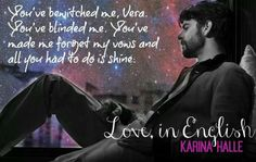 Love, in English by Karina Halle