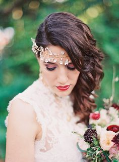 Blackberry Woods Inspiration at Villa Woodbine - Michelle March - Wedding Photography and Films - US and Destination - Michelle March – Wedd...