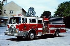 ◆Parryville, PA FD Engine 811 ~ 1989 Mack CF Hahn Pumper◆