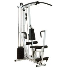 Amazon.com: Body Solid EXM1500S Single Stack Home Gym: Sports & Outdoors