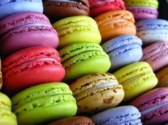 Recheio Mania: Macarons e Recheios variados