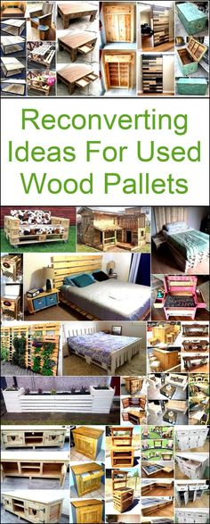 All we need is well-furnished abode. Style out your place in up-to date manner. Wood pallets if reused in brilliant ideas provided by us gives your place glorious look. Crafting your own furniture is always source of pleasure. Dressing your area by crafts that are designed by you is an interesting activity. While you can brand your own craft in whatever shape, size and style you want.