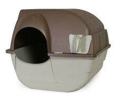 An Automatic Cat Litter Box Can Help Solve All Your Problems287 #whycatmeow Find out at - Catsincare.com!