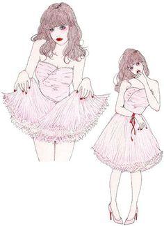2015 works - maegamimami Illustrations And Posters, Cute Art, Art Drawings, Aurora Sleeping Beauty, Geek Stuff, Kawaii, My Favorite Things, Disney Princess, Disney Characters