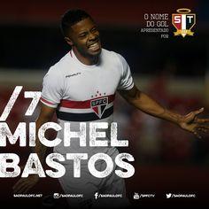 7. Michel Bastos