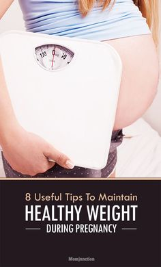 Healthy Weight During Pregnaancy