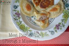 Meat Pierogi {Pierogi z Mięsem} – Polish Your Kitchen