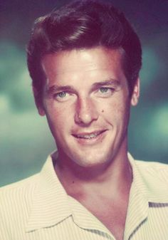 Roger Moore - 1956 .