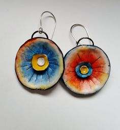 Hey, I found this really awesome Etsy listing at https://www.etsy.com/listing/261050119/polymer-clay-earrings-unique-handmade
