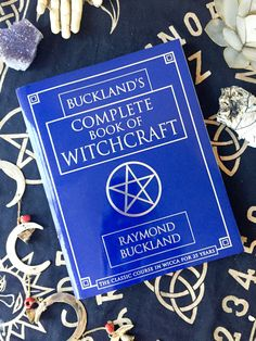 Baby's first witchcraft book. It really is a complete, crash course on witchcraft. Learn in a workbook style as you write as you read and learn.
