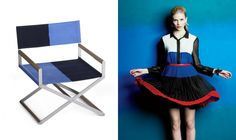 ColorBlocking for your home decor and fashion